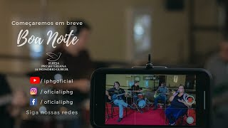 CULTO 27.08.2020 Oração / Rev. Carlos Vargas