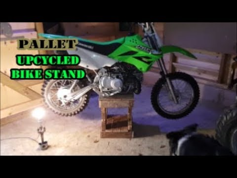 EASY DIY PITBIKE MX STAND