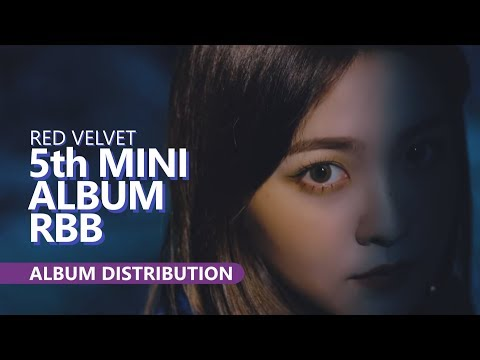 RED VELVET 레드벨벳 - 5th Mini Album RBB | Album Distribution