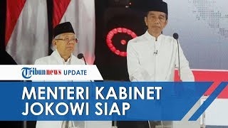 Susunan Menteri Kabinet Sudah Siap, Jokowi Akan Umumkan Pada Agustus atau Oktober saat Pelantikan