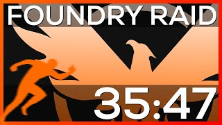 [35:47] Foundry Raid Speedrun - Operation Iron Horse - Division 2 - 7/3/2020