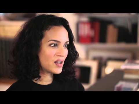 "Anoushka Shankar about the poem ""Remain The Sea"" / Webisode #4"
