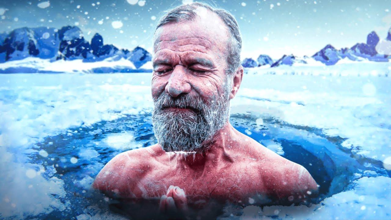HE IS THE ICE MAN (Wim Hof)