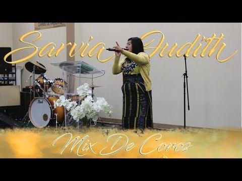 Sarvia Judith - Mix De Coros (En Vivo Desde Los Angeles)