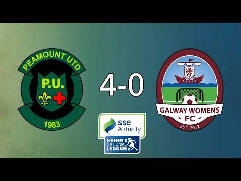 WNL GOALS GW9: Peamount United 4-0 Galway WFC