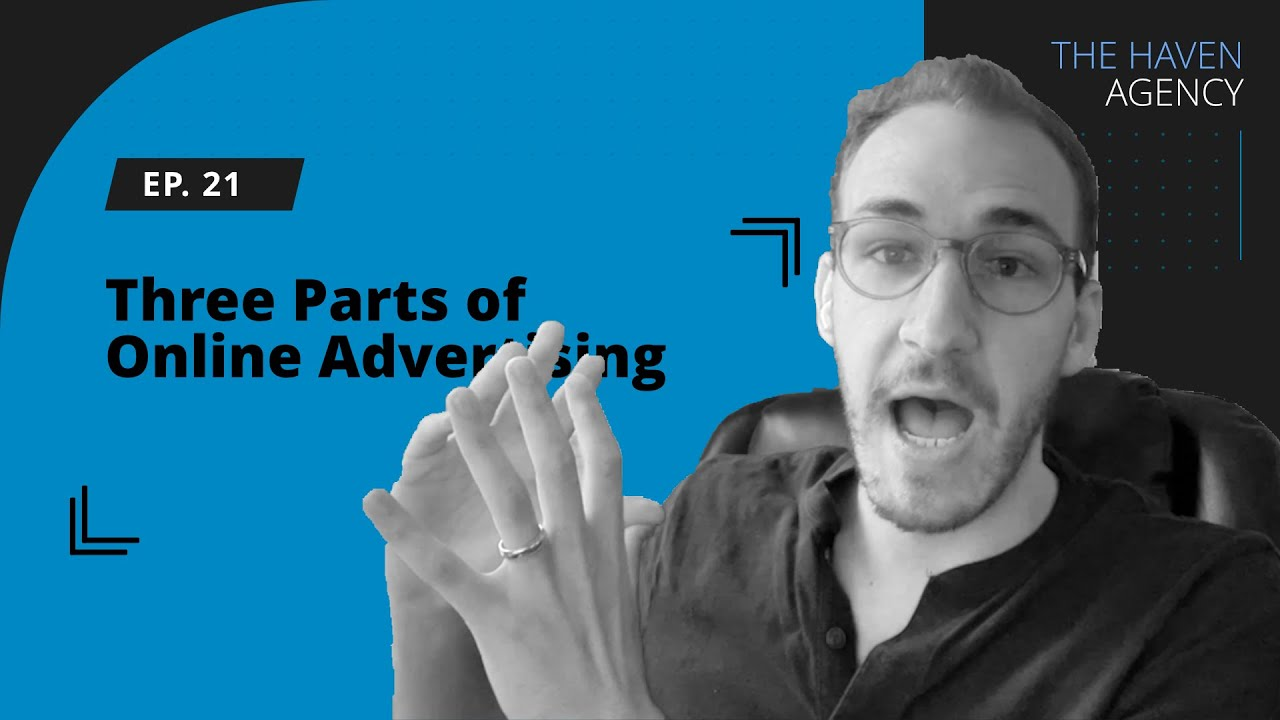 Ep 21 - Three Parts of Online Advertising
