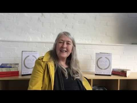 Mary Beard introduces her book SPQR