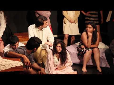 Obra De Teatro, Alumnos Del Instituto Los Leones - Parte 2