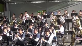 【吹奏楽】ハピネス~AI《さいたま市立宮原中学校吹奏楽部》