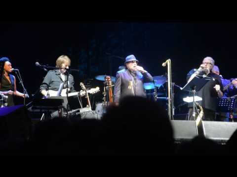 Van Morrison feat. Jeff Beck live at London Blues Fest 2016 - Stormy Monday Blues Medley