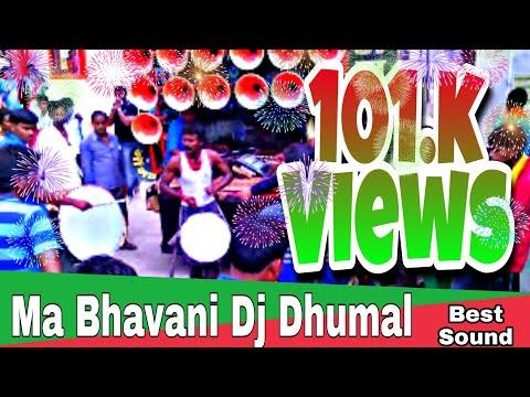 Maa bhavani dhumal DJ with khare bhagat ho song ..in warud city .