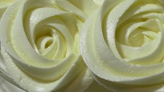Белково масляный крем. Swiss Meringue Buttercream.