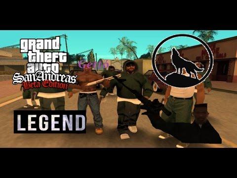 GTA San Andreas BETA - A Legenda Projekt - Analízis [Orange Grove +1]