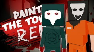 THE SCP TAKES CONTROL - Best User Made Levels - Paint the Town Red