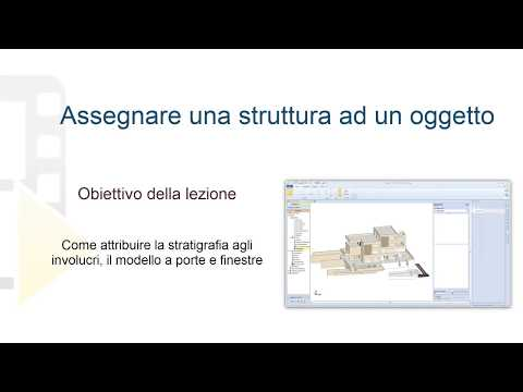 Tutorial Edificius – Assegnare una struttura ad un oggetto – ACCA software thumbnail