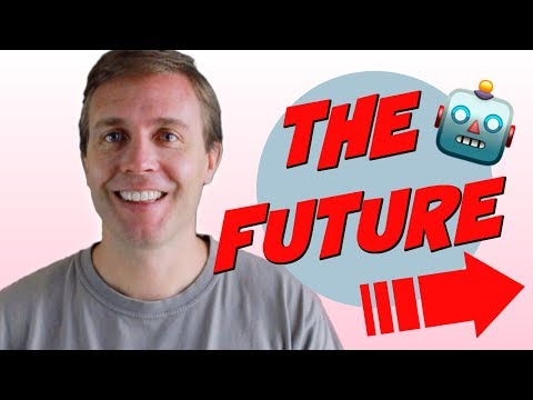 How to Talk about the FUTURE | English Grammar Lesson
