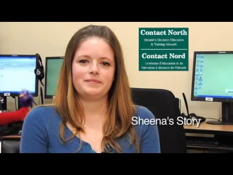 Contact North | Contact Nord - Testimonial by / Témoignage par : Sheena, Willow Beach, ON