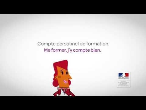 Vidéo Olivier Lambert La reconversion professionnelle, avec le Compte Personnel de Formation