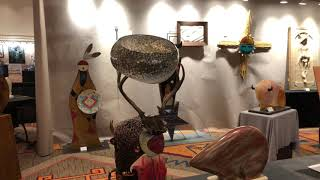 Best Of Show - Sculpture - Santa Fe Indian Market 2019