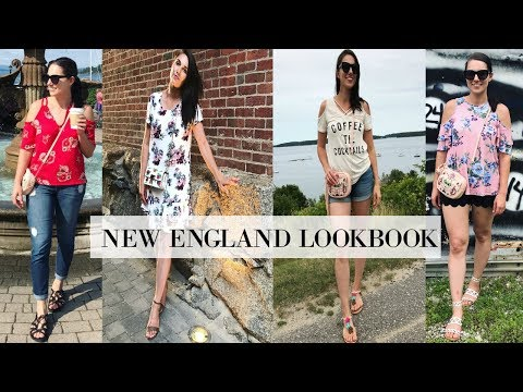 New England Lookbook | Adaleta Avdic