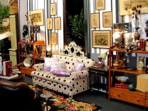 Muebles antiguos irrepetibles feria mi casa ourense 2011 - Decoracion de casas antiguas ...