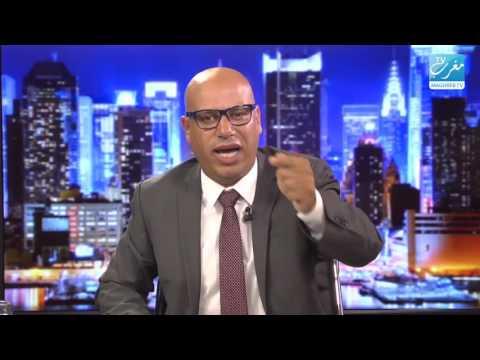 """فيديو وتعليق خطير للتيجيني، يشرمل حزب """"البيجيدي"""" بعد فضيحة القياديين من التوحيد والإصلاح"""