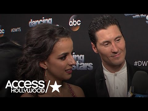 'DWTS': Victoria Arlen On Why Incorporating A Wheelchair Into Her Dance Was So Important