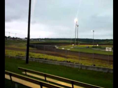 June 10, 2011 - Mineral City Speedway