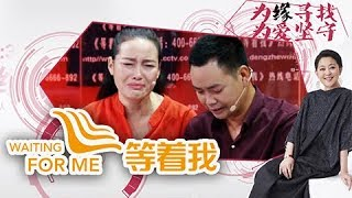 《等着我第三季》 20171226 妈妈为何独自出走 36年来恨与思念缠绕着她 | CCTV