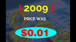 BITCOIN Price Movement 2009 to 2017