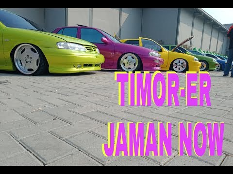 PECAH JAMAN NOW !!!BTC MALL BEKASI AUTO CAR DISPLAY TIMOR-ER BECIKA-BEKOT JAMAN NOW