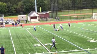 Dillon Janca Orchard Park High School 2013 Highlights