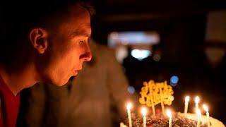 День рождения Саши Головина