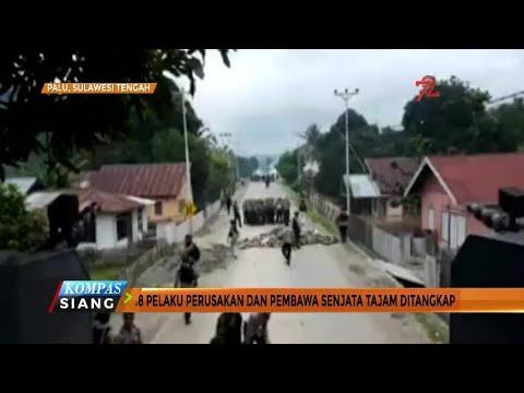 Rusuh di Kantor DPRD Luwuk Banggai, 18 Orang Ditangkap