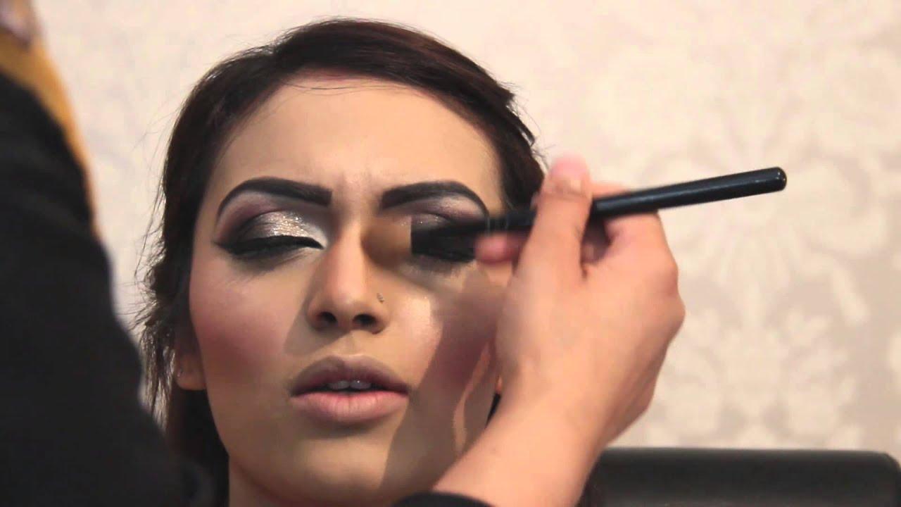 Copy Of Elegant Bridal Makeup Youtube