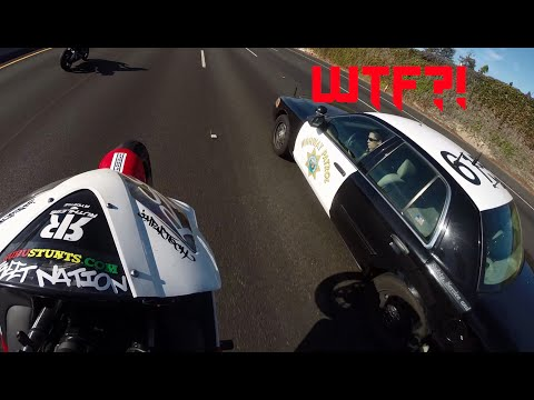 Thumbnail: Motorcycle Stunters VS. Cops Compilation #2 - FNF