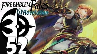 fire emblem fates revelacin  ahostar parte 52 asugi el ninja goloso