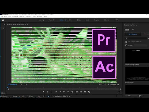 How to fix green line in Premiere pro | 100% working
