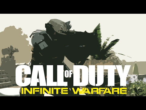 Call of Duty Infinite Warfare: South Africa (Live Gameplay)