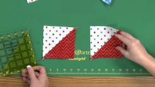 How To Make The Merry Go Round Quilt