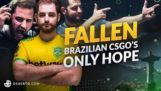 Why only Fallen can save Brazilian CSGO   Esports Documentary