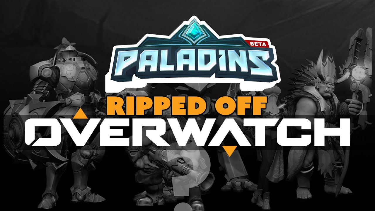 belle scarpe la vendita di scarpe outlet Paladins RIPPED OFF Overwatch? Developer Responds to Accusations - The Know