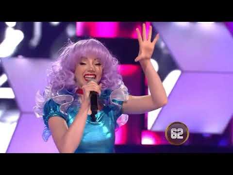 Creamy Mami Live Canale 5 | Performed By Fiore Di Luna