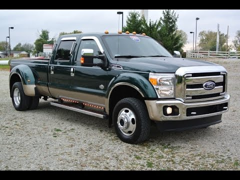 F 450 King Ranch >> 2011 Ford F-450 King Ranch Powerstroke Dually For Sale Dayton Troy Piqua Sidney Ohio | CP14197T ...