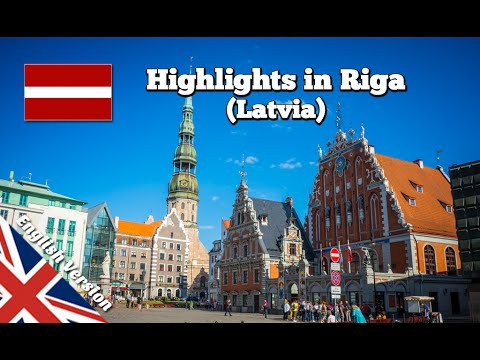 Americans Moving to Riga Latvia! - travel vlog #421 from YouTube · Duration:  13 minutes 11 seconds