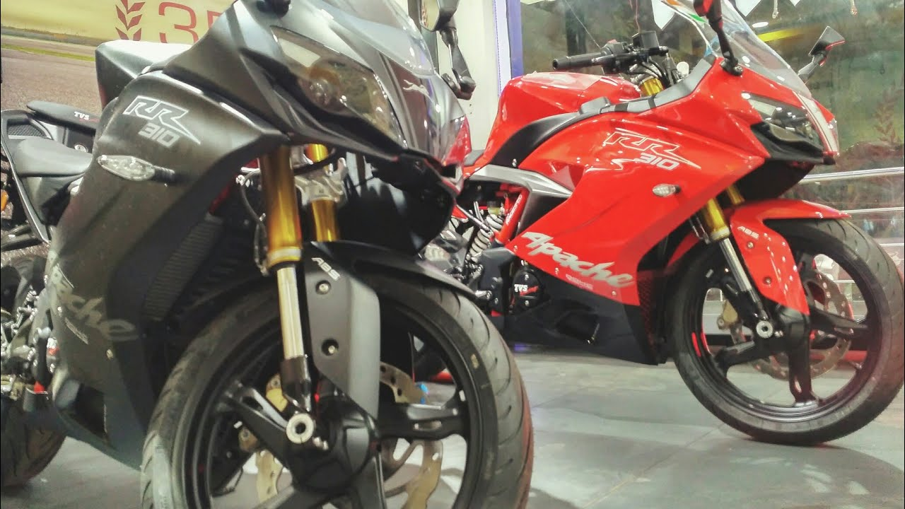 TVS Apache RR 310 PRICE, ALL COLOR VARIANTS DETAILED WALKAROUND