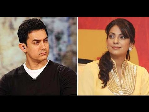 When Aamir khan Gave Sleepless Night to Juhi Chawla