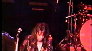 Ace Frehley - Live in Philadelphia, PA 1990 (part 1) HQ
