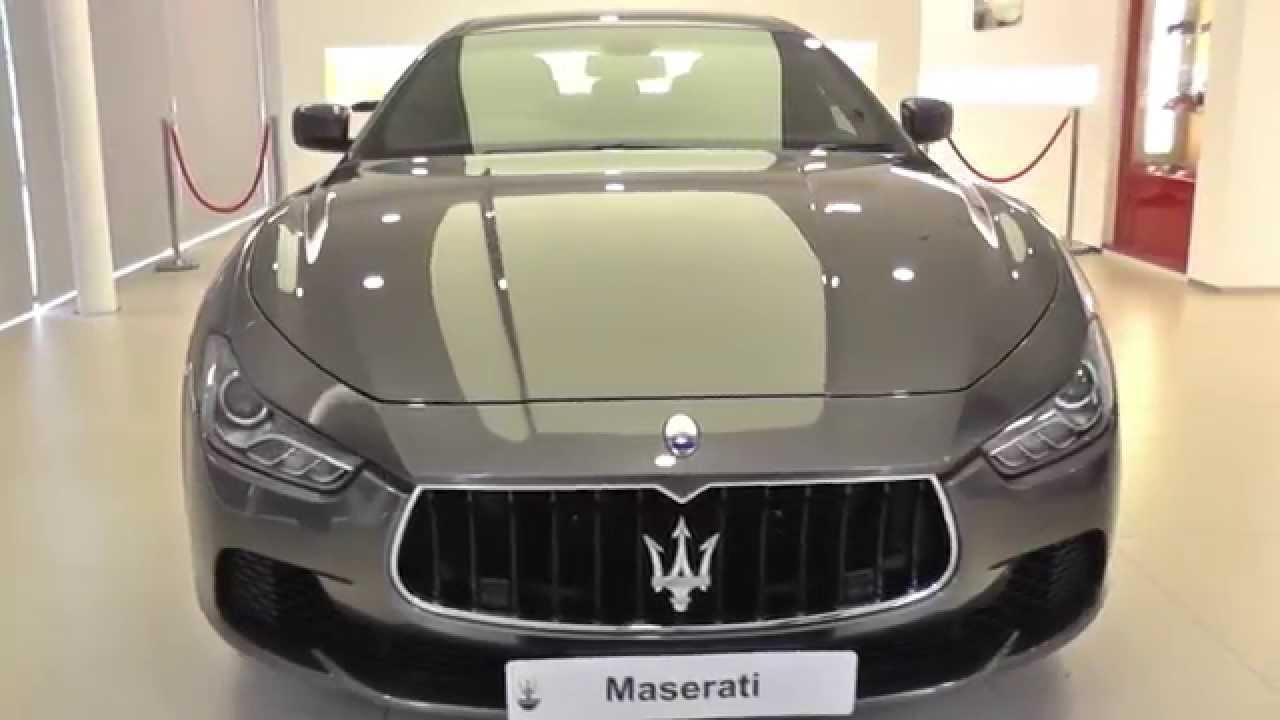 Jardine motors group maserati ghibli d lancaster for Jardine motors