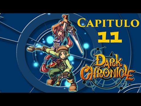 DARK CHRONICLE HD PS4 (ESPAÑOL) - Cap 11 Boss porfin!!!!!!! fin de la partida ?¿?